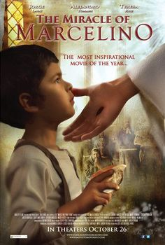 The Miracle of Marcelino (Pan Y Vino) - Christian Movie/Film on DVD. http://www.christianfilmdatabase.com/review/the-miracle-of-marcelino-pan-y-vino/