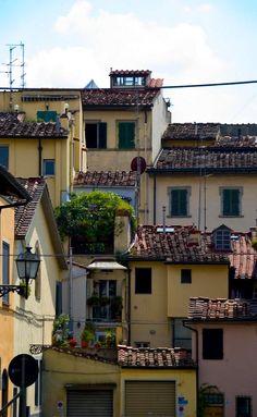 Oltrarno - Firenze, Italy
