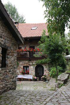 Bárcena Mayor  Cantabria  Spain