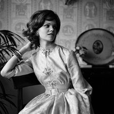Oriental Fashions 1960 photographed byStan Wayman