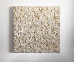 Rowan Mersh | Placuna Phoenix III | 2015, Windowpane Oyster Shells | Unique | UK http://www.galleryfumi.com/Works/Artwork/
