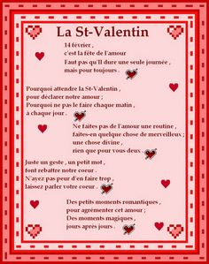 gifs-et-images-de-st-valentin-poesie-pour-la-st-valentin-frawsy/ delivers online tools that help you to stay in control of your personal information and protect your online privacy. Valentine Poster, Funny Valentine, Vintage Valentines, Valentines Diy, Valentine Day Gifts, Valentine Nails, French School, Look Here, Saint Valentine
