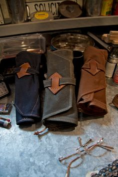 Tool Roll Wrap-Up with Red Clouds Collective - Core77