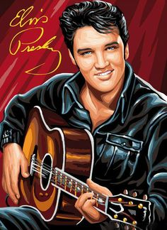 UK The Hillbilly Cat Full Drill Diamond Painting Embroidery Cross Stitch Kit QZ Elvis Presley Wallpaper, Elvis Presley Pictures, Priscilla Presley, Celebrity Drawings, Graceland, Rock And Roll, Westerns, Star Wars, Hollywood