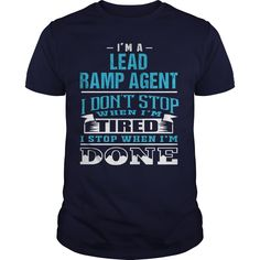 [Best stag t shirt names] LEAD RAMP AGENT  NEVER STOP WHEN DONE  Shirts of month  How to ? 1. Select color 2. Click the ADD TO CART button 3. Select your Preferred Size Quantity and Color 4. CHECKOUT! If you want more awesome tees you can use the SEARCH BOX and find your favorite!!  Tshirt Guys Lady Hodie  SHARE and Get Discount Today Order now before we SELL OUT  Camping calm and let sunday handle it shirt hoodie never stop when done ramp agent