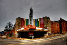 ..The Rogers..,in downtown Poplar Bluff, Mo you can still see an old time walk-in-movie-theater...