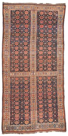 Veramin  386 x 185 cm (12ft. 8in. x 6ft. 1in.) Persia ca. 1900