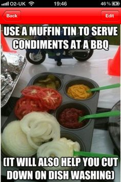 Handy BBQ tip #SummerSecretsContest