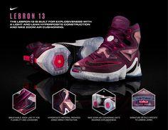 size 40 9ba83 70614 LEBRON 13  Built for Explosiveness