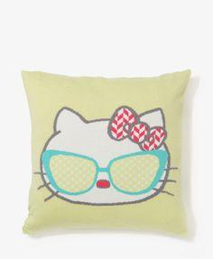 Hello Kitty® Knit Pillowcase