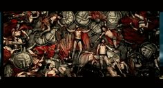 300: Rise of an Empire Debut Trailer features muscular men, stylish action