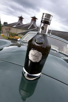 Glenfiddich: 50-Year-Old Whiskey #Scotch #Whisky #Whiskey #Malt #Rye #Bourbon Single Malt Scotch Whisky