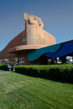 Owl Cafe - Albuquerque, New Mexico
