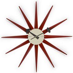 Relógio de Parede Starburst                                                                                                                                                                                 Mais