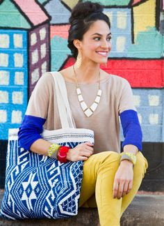 love this look! #noondaystyle