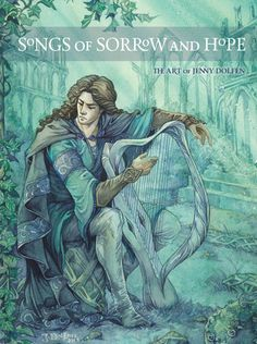 Songs of Sorrow and Hope: The Art of Jenny Dolfen (PRE-ORDER) – Oloris Publishing----- I've been following Jenny's art for a while now, and I love it! I would really like to get this book! :)