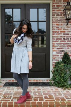 The Out and About Dress // SewCaroline.com