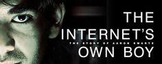 The Internet's Own Boy: The Story of Aaron Swartz [Sub-ITA] DOCUMENTARIO – DURATA 92′ – USA The Internet's Own Boy: The Story of Aaron Swartz racconta la vita di Aaron Swartz, un programmatore di computer americano, scrittore, organizzatore politico e attivista che si tolse la vita a 26 anni…