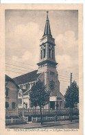 NORD PAS DE CALAIS - 62 - PAS DE CALAIS -HENIN LIETARD - Eglise Sainte Marie - Henin-Beaumont