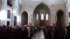 Voltaremos a ter uma mancha castanha nesta igreja e monumento cuja alma eram as Meninas de Odivelas?