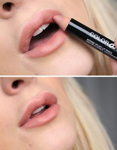 """Maybelline Color drama """"Nude perfection"""" 89kr/st"""