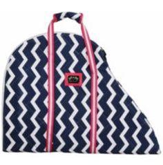 Equine Couture Abby Saddle Bag - Statelinetack.com