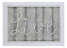 Renwil Live Framed Wall Decor by Liza Stones