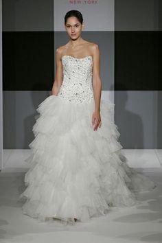 Mizrahi Runway Show, Spring 2013 - Wedding Dresses and Fashion Ideas