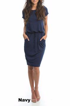 Brigitte Baseball Tee Modest Dresses – SexyModest Boutique