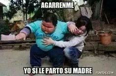Agarrenme....