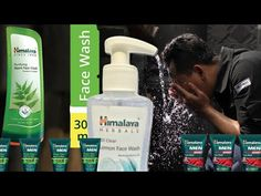 Himalaya herbals face wash #meshop #combooffer - YouTube Womens Nighties, Lemon On Face, Face Wash, Herbalism, Personal Care, Places, Shop, Youtube, Herbal Medicine