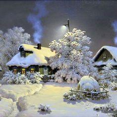 Winterscape....