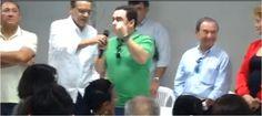 RN POLITICA EM DIA: PAU DOS FERROS: VÍDEO MOSTRA HENRIQUE ALVES, EM UM...