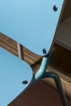 Colorsintesi HPL by Arpa Industriale. Formica Laminate, Interior Design, Architecture, Furniture, Home Decor, Nest Design, Arquitetura, Decoration Home, Home Interior Design