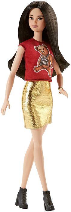 Barbie FJF36 - Fashionistas Orsacchiotto Fashion - Uno Stile da Collezionare: Amazon.it: Giochi e giocattoli