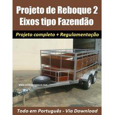 Projetos - Cursos Pegasus Motorhome, Man Cave, Art Decor, Marketing, Building, Pegasus, Trailers, Welding Projects, Automatic Driveway Gates