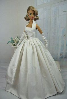 barbie wedding dress5