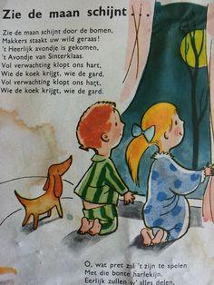 De Gruyter 'Sinterklaas' zangboekje (E3)