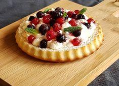 koolhydraatarme en suikervrije vanille taartjes