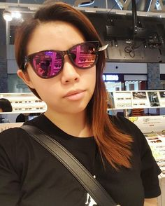 How's my @owndays_sg sunglass!  . . . . . . #nofilter  #igaddict #instago #instalike #instadaily #instafollow #instagramers #shoutout #Yolo #igers  #vscocam #asian #vscophile #moda #likelike #shoot2kill #snobshots #igmasters #vscogram #instapassport #instalife #instaspam #girls #igerssingapore #tags #likes #likeforlike #sgvsco #selfie #tbt by cancann