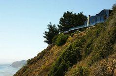 Clifftop Muennig Modern on the Big Sur Coast Wants $6.5M