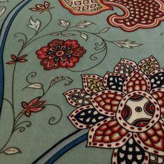 #dandylion fabric love this colour