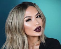 "63k Likes, 188 Comments - ColourPop Cosmetics (@colourpopcosmetics) on Instagram: ""SLAY MAMACITA  @iluvsarahii in Mamacita Ultra Matte Lip """