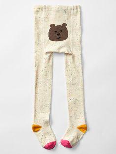 Brannan bear nepped tights
