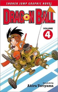 Dragon Ball, Vol. 4 by Akira Toriyama. $7.95. Author: Akira Toriyama. Publisher: VIZ Media LLC; Original edition (April 9, 2003). Series - Dragon Ball (Book 4)
