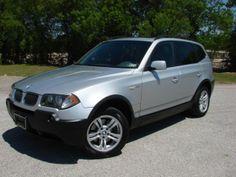 2004 BMW X3, 67,730 miles, $12,998.