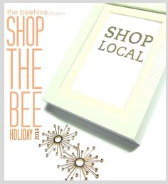 I can't pin my favorite item, so I'll just pin the entire catalog. Seriously LOVE this store! @thebeehiveatl  is Atlanta's first boutique collective comprised of all handmade designers.  This is our 2014 Holiday Gift Guide.  Look inside to see creations from the area's most talented Makers.