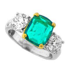 nice engagement ring alternative!