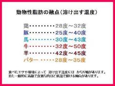 12-27 動物性脂肪の融点 Periodic Table, Words, Periodic Table Chart, Horse