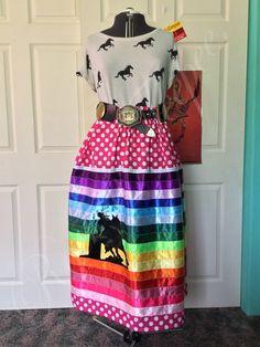 Waist Skirt, High Waisted Skirt, Ribbon Skirts, Ribbon Work, Applique, Patterns, Shirts, Dresses, Vestidos